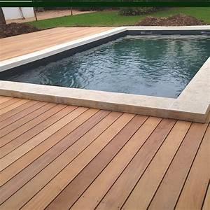 Lame De Bois Pour Terrasse : lame de terrasse ipanema terrasse en bois exotique ~ Premium-room.com Idées de Décoration