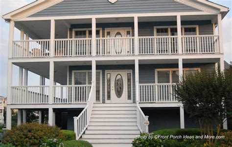 house plans with screened porches houses coastal houses front porch pictures