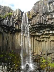 Iceland Rock Formations Basalt