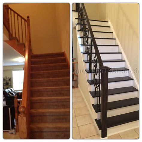 Stair Refinishing and Hardwood Floors   Renovation