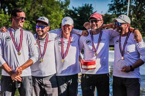 Baltijas čempionātā Platu25 jahtu klases laivām Latviju pārstāv šā gada čempioni - komanda ...