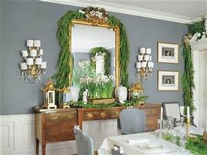 love this glamorous dining room mirror sconces