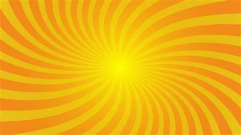 seamless loop spinning background orange stock footage