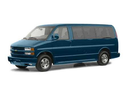 2002 Chevrolet Express 1500 Overview Carscom
