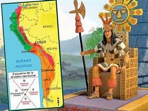 Imperio incaico: Ubicación geográfica ElPopular pe