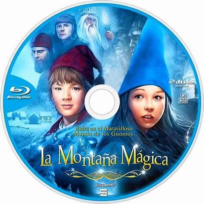 Magic Silver Fanart Tv Movies Disc