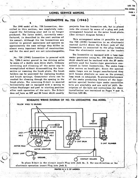 Lionel Transformer Type R Wiring Diagram by Lionel 2020 Locomotive E Unit O Railroading On