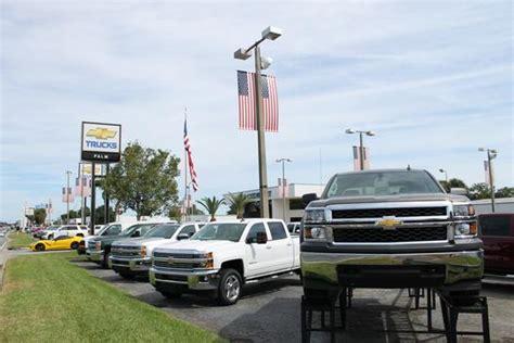 Palm Chevrolet Of Ocala  Ocala, Fl 34474 Car Dealership
