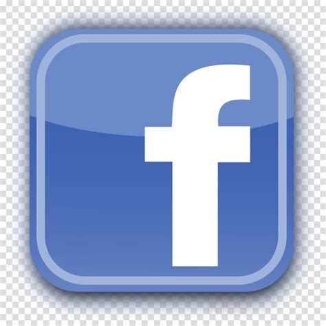 Library of icono de facebook picture transparent library ...