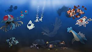 Sea Horse Pokemon Pokemon Images | Pokemon Images