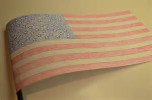 American Flag Coloring Activity