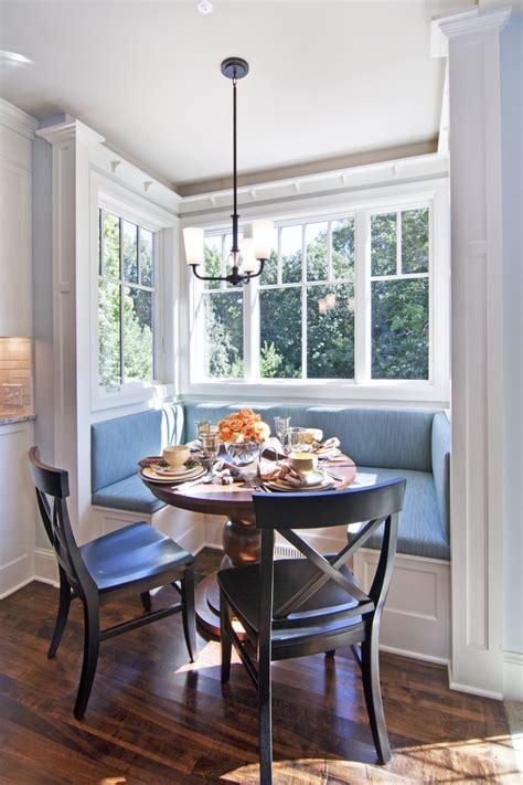 dazzling breakfast nooks  kitchen traditional