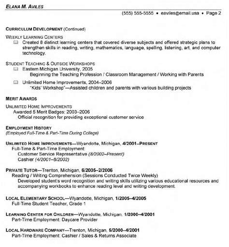 resume format resume format recent graduate