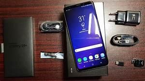 Samsung Galaxy S9 Plus Gebraucht : samsung galaxy s9 plus unboxing youtube ~ Jslefanu.com Haus und Dekorationen