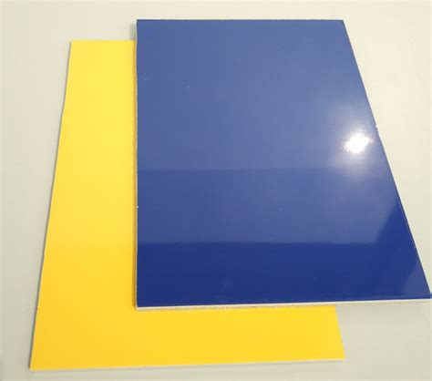 building material brushed aluminum composite board  plastic sheets  price buy sound