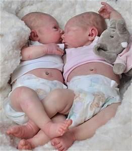 Baby Nursery Decor: Two Baby Sleeping Nearly Like Kissing