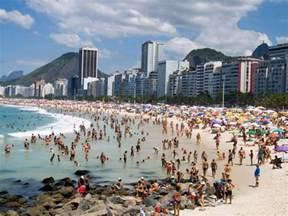 Rio De Janeiro Brazil Beaches