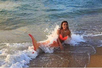 Mermaid Found Mermaids Tsunami Sun Story Into