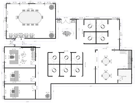 Draw Floor Plans  Try Smartdraw Free And Easily Draw