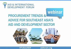 Procurement Trends & Advice for Southeast Asia's Aid and ...