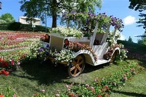 Objet Decoration Jardin : fabriquer objet deco jardin visuel 6 ~ Premium-room.com Idées de Décoration