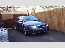 2007 Audi S4 B7 Avant Exhaust, Startup, Drive Away YouTube