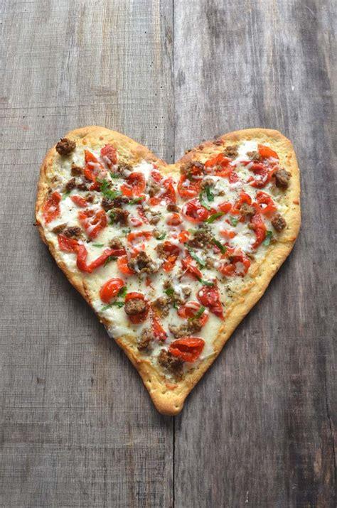 trending recipe valentines day pizza pizza today