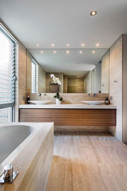 Bathroom Lighting Perth ozone contemporary bathroom perth by swell homes