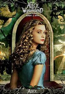 Alice Wonderland 2010 Movie Quotes. QuotesGram