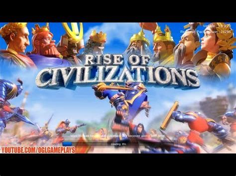 Rise Of Civilizations Android Ios Gameplay (by Lilithgames