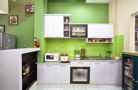 contoh desain dapur minimalis type   nampak