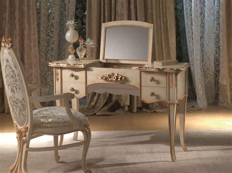 Vintage Mirrored Vanity, Furniture Old And Vintage Wooden