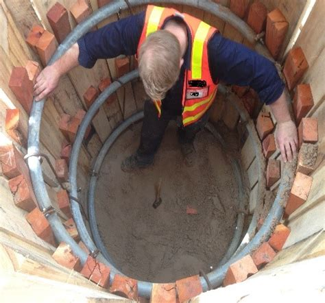 install trench support call