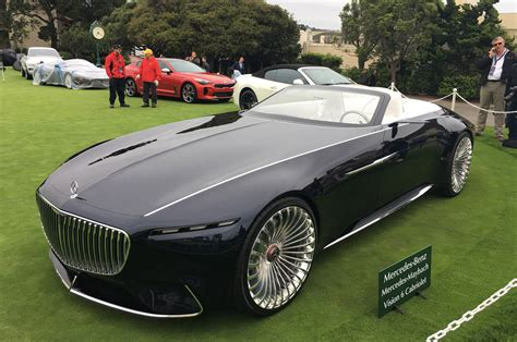 Your choice of investing in france shows that france is markus schäfer, who heads production and supply chain operations for mercedes benz, says, with the production of a compact electric car in. Electric Mercedes-Maybach 6 Cabriolet concept car revealed | Autocar