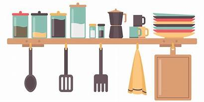 Clipart Kitchen Background Cooking Transparent Classes Class