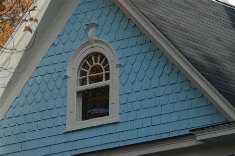 fancy cedar sidewall shingles