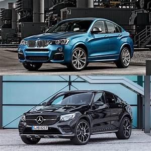 Mercedes Amg Coupe : photo comparison bmw x4 m40i vs mercedes amg glc43 coupe ~ Medecine-chirurgie-esthetiques.com Avis de Voitures
