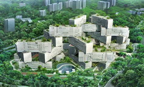 Oma The Interlace Residential Complex Singapore