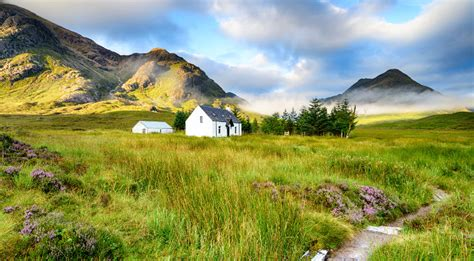 Glencoe Cottage by Glencoe Holidays Self Catering Cottages