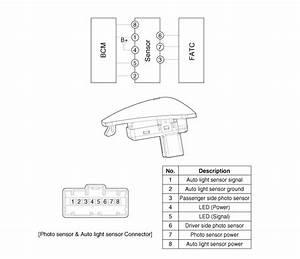 Kia Niro   Schematic Diagrams   Auto Lighting Control System