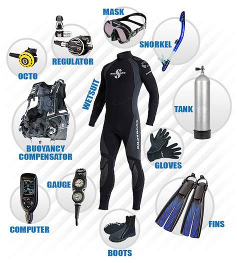 dive gear scuba diving resource