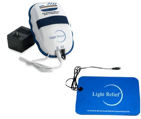 Infrared L Therapy Pdf by Light Relief Lr150 Infrared Joint Relieve