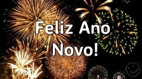 mensagem de feliz ano novo youtube