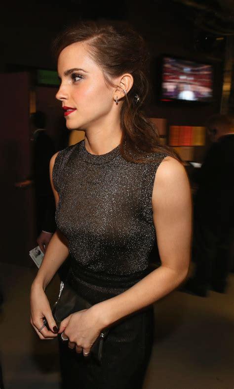 Emma Watson Photos Backstage The Annual