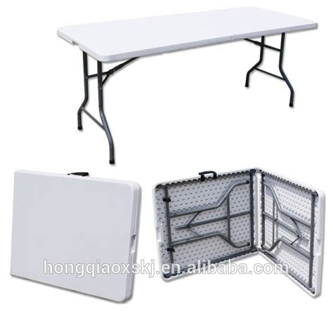 park table set 1 8m plastic folding table and chairs