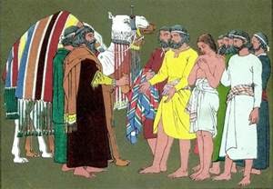 Joseph and His Brothers Bible Story