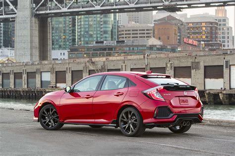2017 Honda Civic Hatchback Starts At ,535