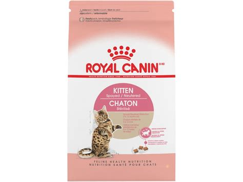 royal canin kitten kitten spayed neutered cat food royal canin