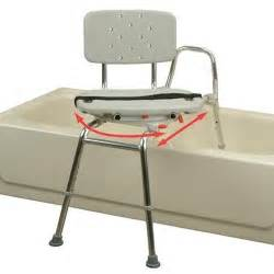 Special Offers Transfer Bench With Cut Out Molded Swivel