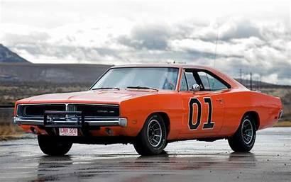 Dodge Charger Lee General Orange 1960 Challenger
